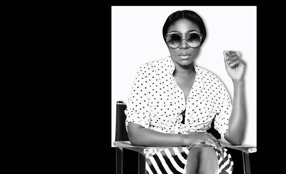 Kaylah Oniwo rocks High Contrast Looks for ZAZAII's September Edition of the #ZazaiiInfluencerSeries