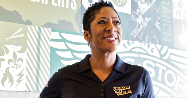 Woman Entrepreneur Makes $1.5 Million a Year Selling Chicken Wings