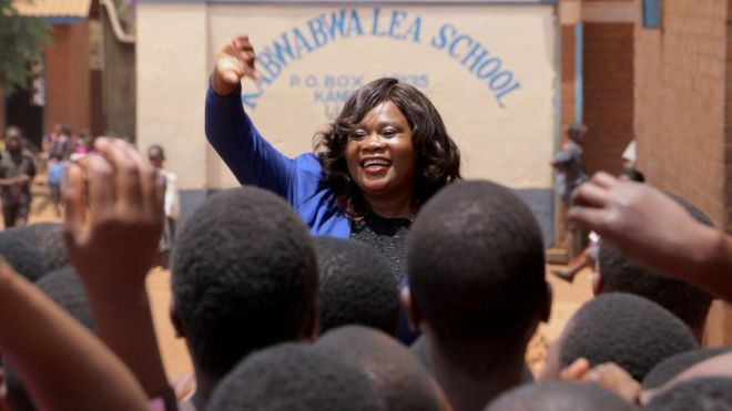 Natasha Annie Tonthola: My fight against Malawi's 'hyenas'