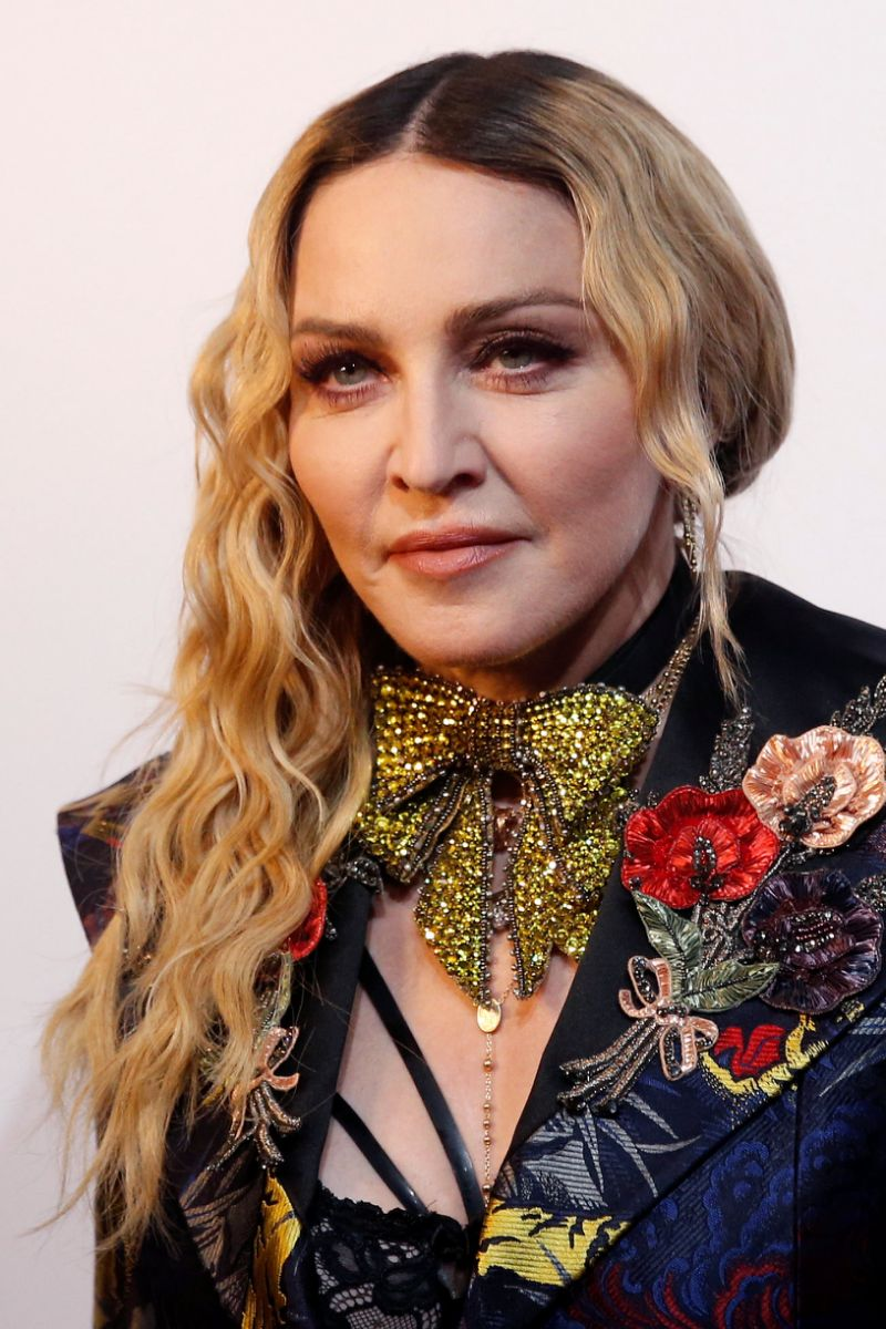 Madonna Delivers Her Blunt Truth During Fiery, Teary Billboard Women In Music Speech