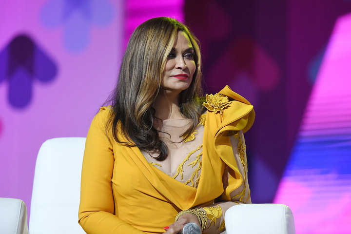 Tina Knowles-Lawson: I Taught My Daughters 'From Day One' That Black Is Beautiful