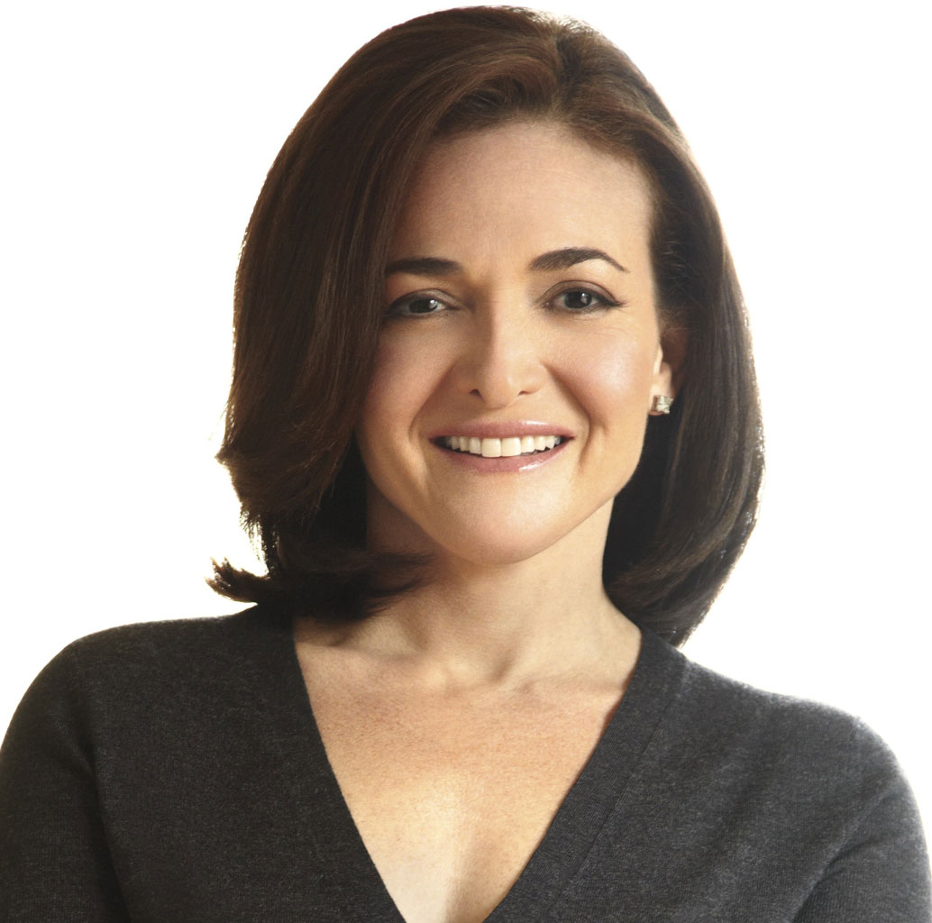 Sheryl Sandberg calls for policy changes to raise women's pay