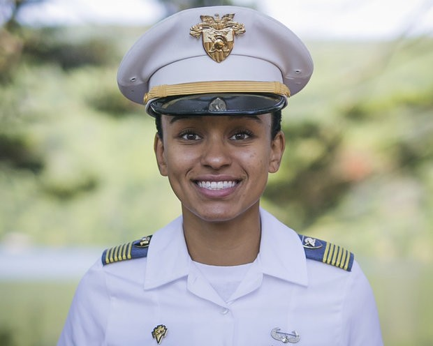 Simone Askew is first black woman to lead West Point cadets