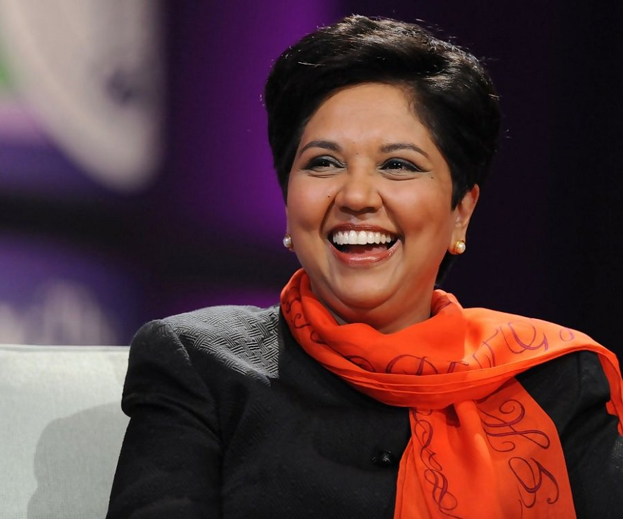 Pepsi CEO Indra Nooyi explains how an unusual daily ritual her mom made her practice as a child changed her life