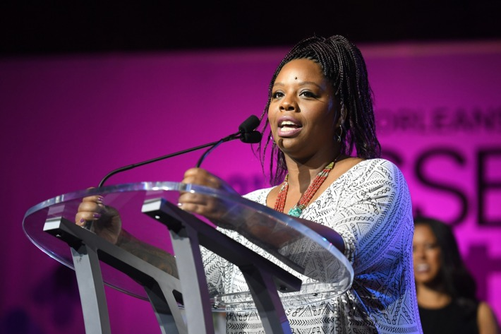 Patrisse Khan-Cullors on 5 Years of Black Lives Matter