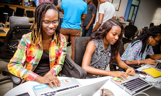 Breaking the code: how women in Nigeria are changing the face of tech