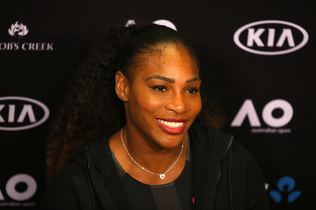 Serena Williams Calls For Black Women To 'Be Fearless' And Fight For Equal Pay