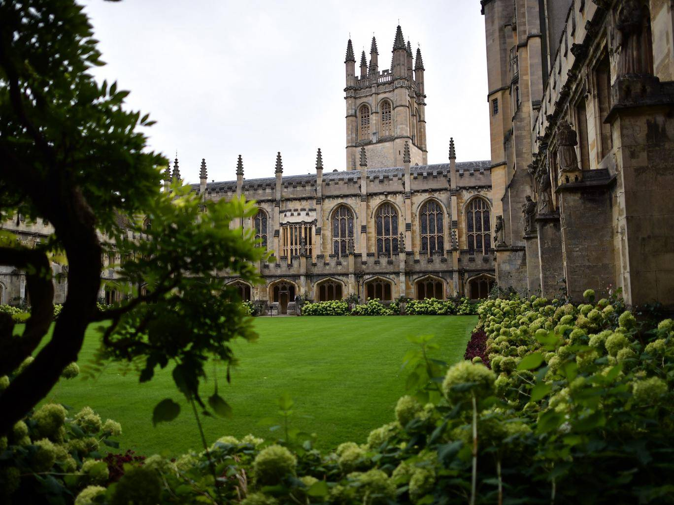 Oxford University admits more women than men for first time in history