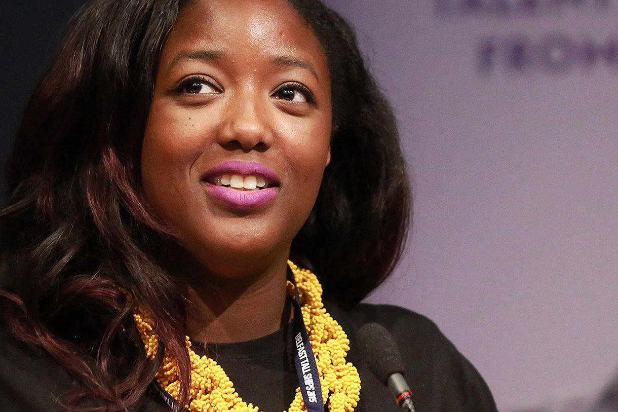 Anne-Marie Imafidon: a passion for numbers