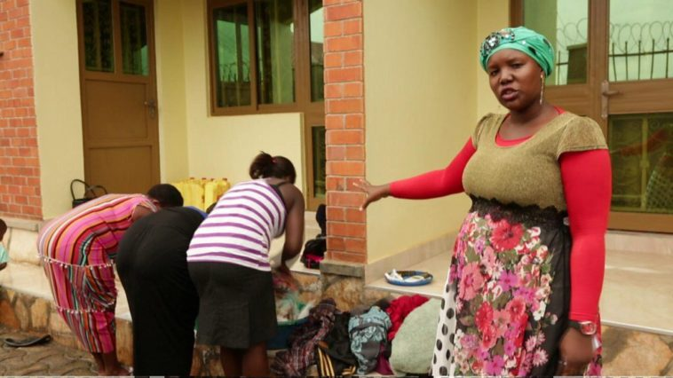 Laundry service with a cause, gives Uganda women fresh start