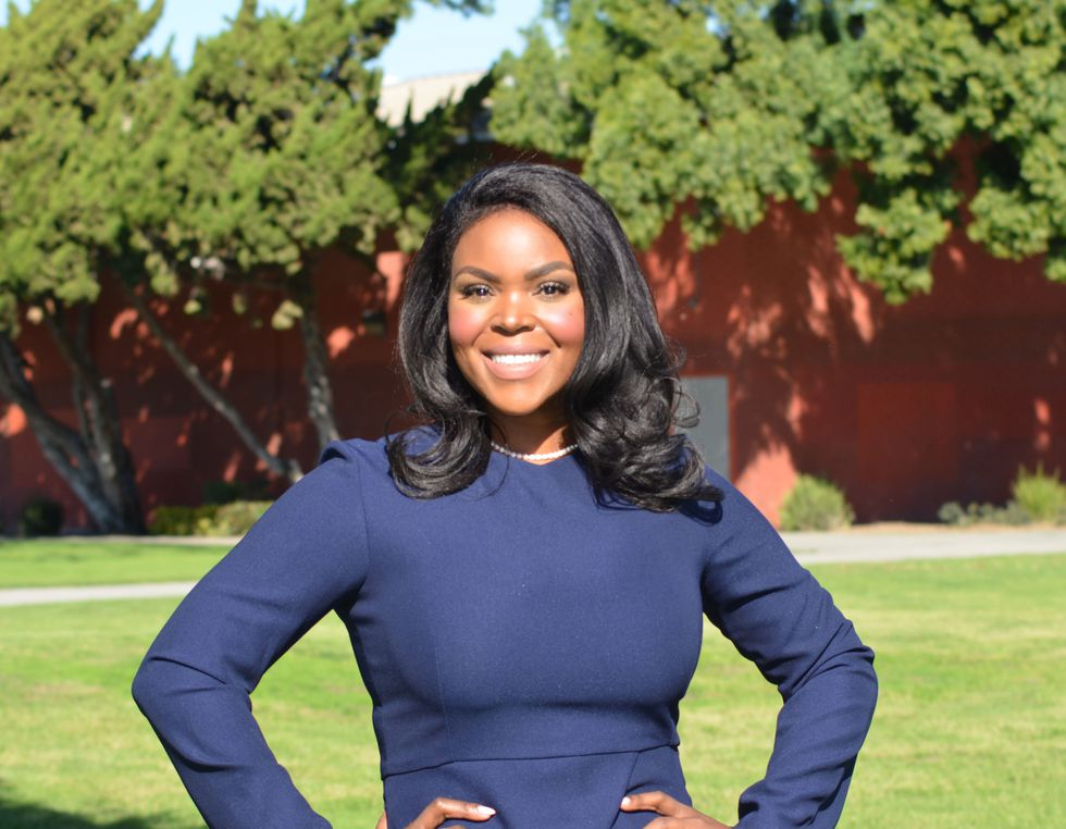 Mayor Aja Brown Is Proud of Compton