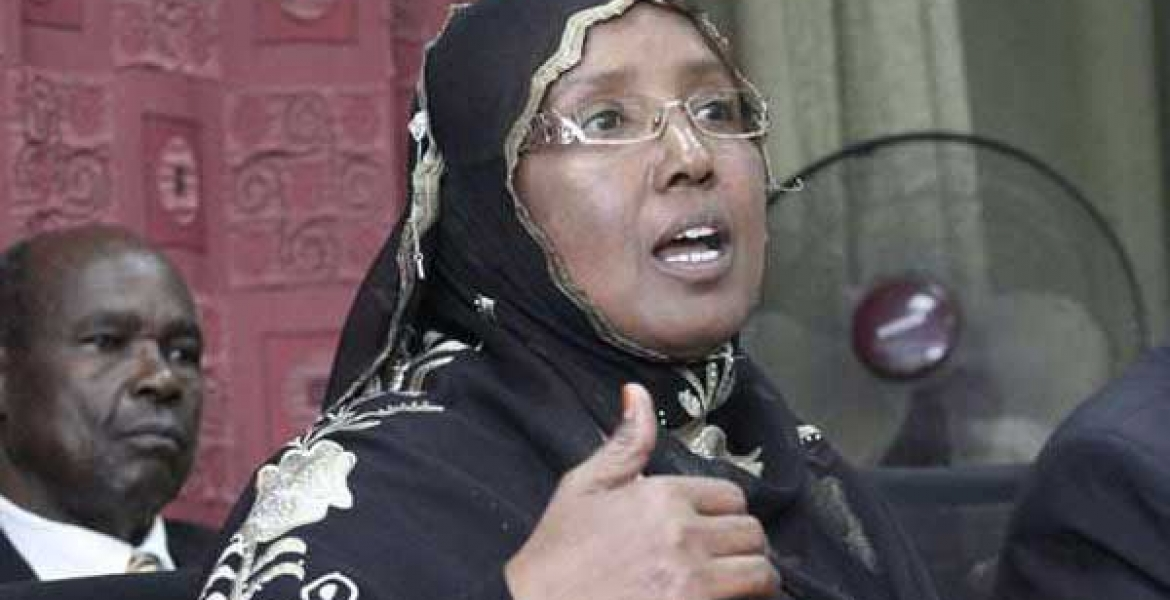 Sophia Abdi Noor Makes History as First Elected Female MP from North-Eastern Kenya