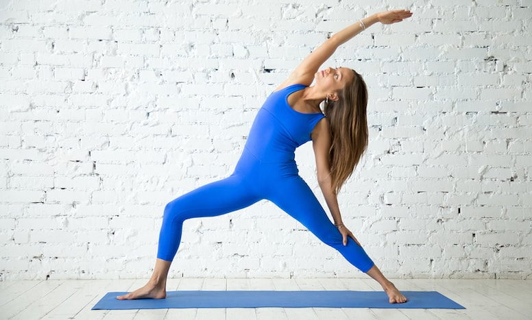 Yoga Standing Poses To Improve Your Practice