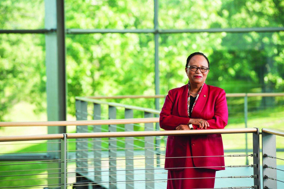 The Remarkable Career of Shirley Ann Jackson