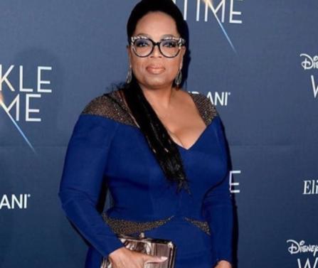 Oprah Sells a Quarter of her Weight Watchers Shares
