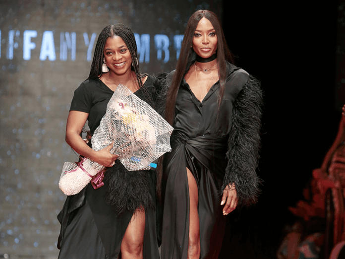 Naomi Campbell, Tiffany Amber, Ozwald Boateng Dazzle as ARISE Fashion Week Ends Today