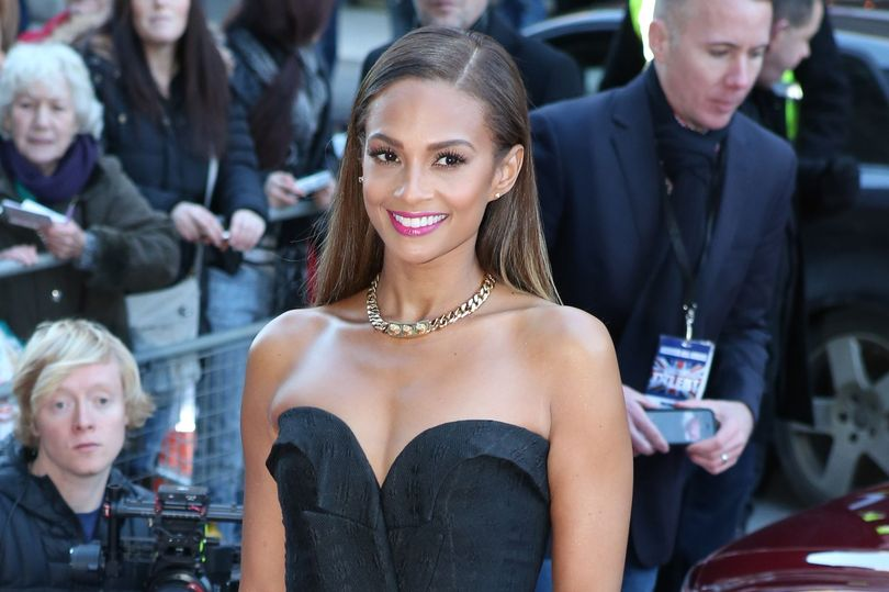 """""""I was definitely born under a lucky star"""" – Alesha Dixon is living the good life"""