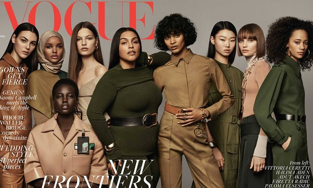 Halima Aden – why a model wearing a hijab on the cover of Vogue matters