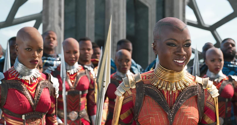 There's a True Story Behind Black Panther's Strong Women. Here's Why That Matters