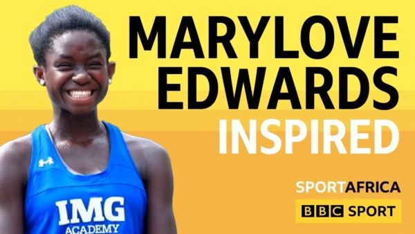13-year old Nigerian Tennis Star Marylove Edwards Speaks to BBC about her Career & Plans for the Future