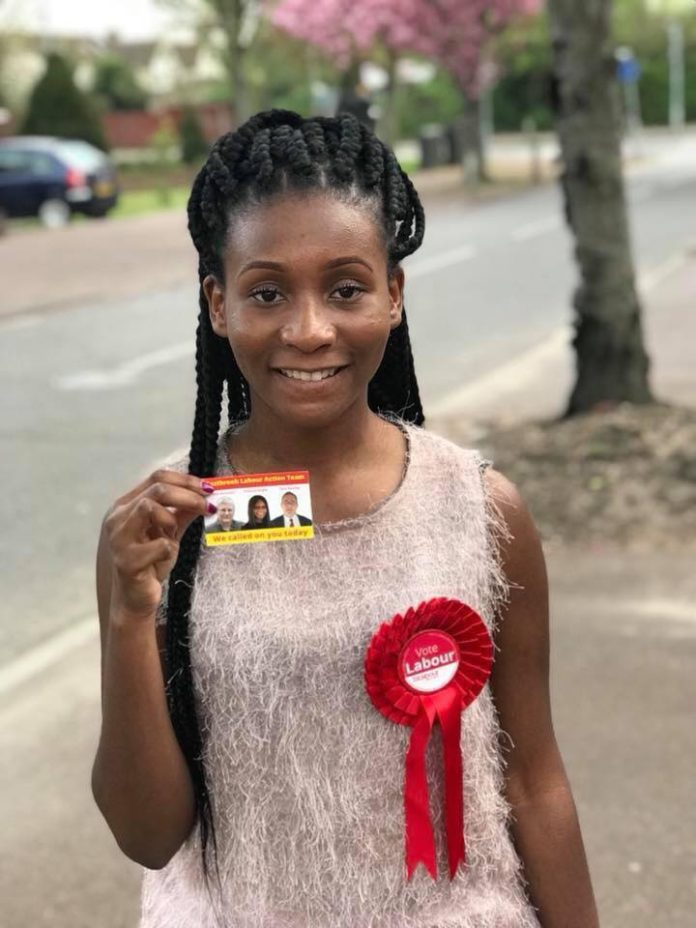 22yrs Old Young Nigerian becomes youngest Councillor in the UK