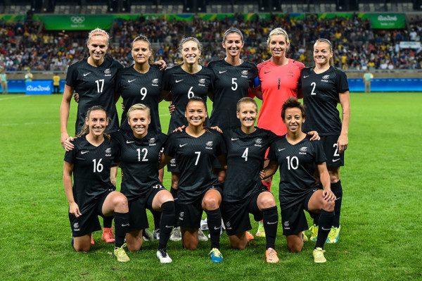 Female Footballers in New Zealand to begin earning equal pay with Men