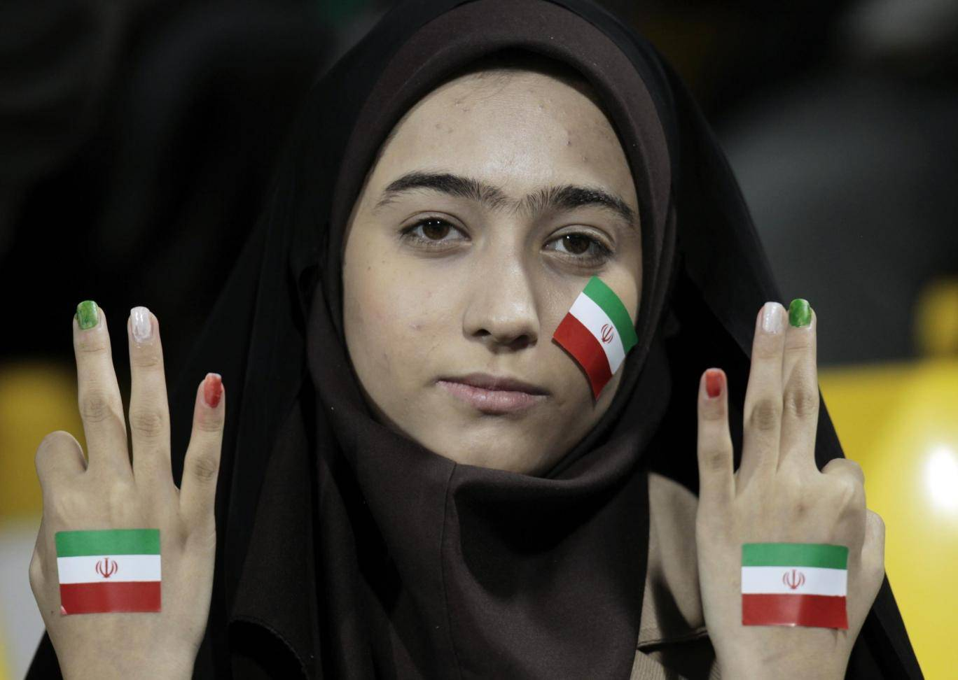 Fifa: Iran 'promises' women will be able to watch football matches the same day 35 female fans are arrested