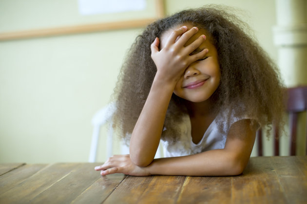 Why You Shouldn't Reason With A 6-Year-Old