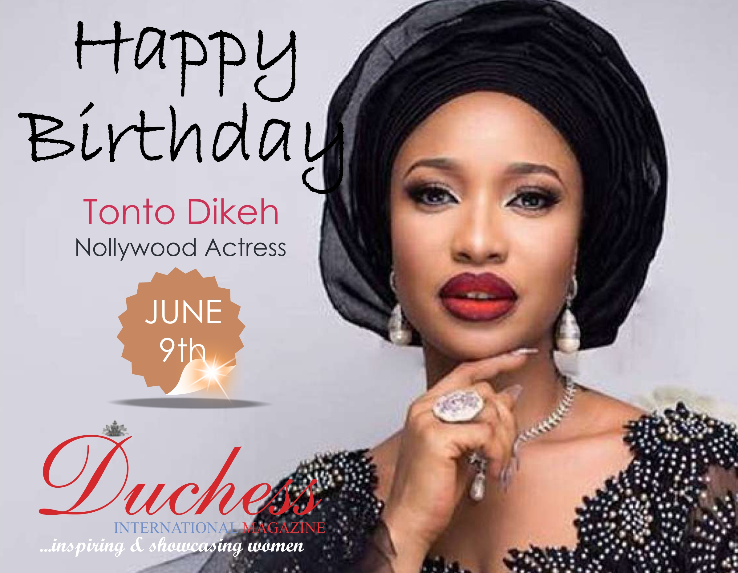 Official photos from Tonto Dikeh's 33rd birthday party