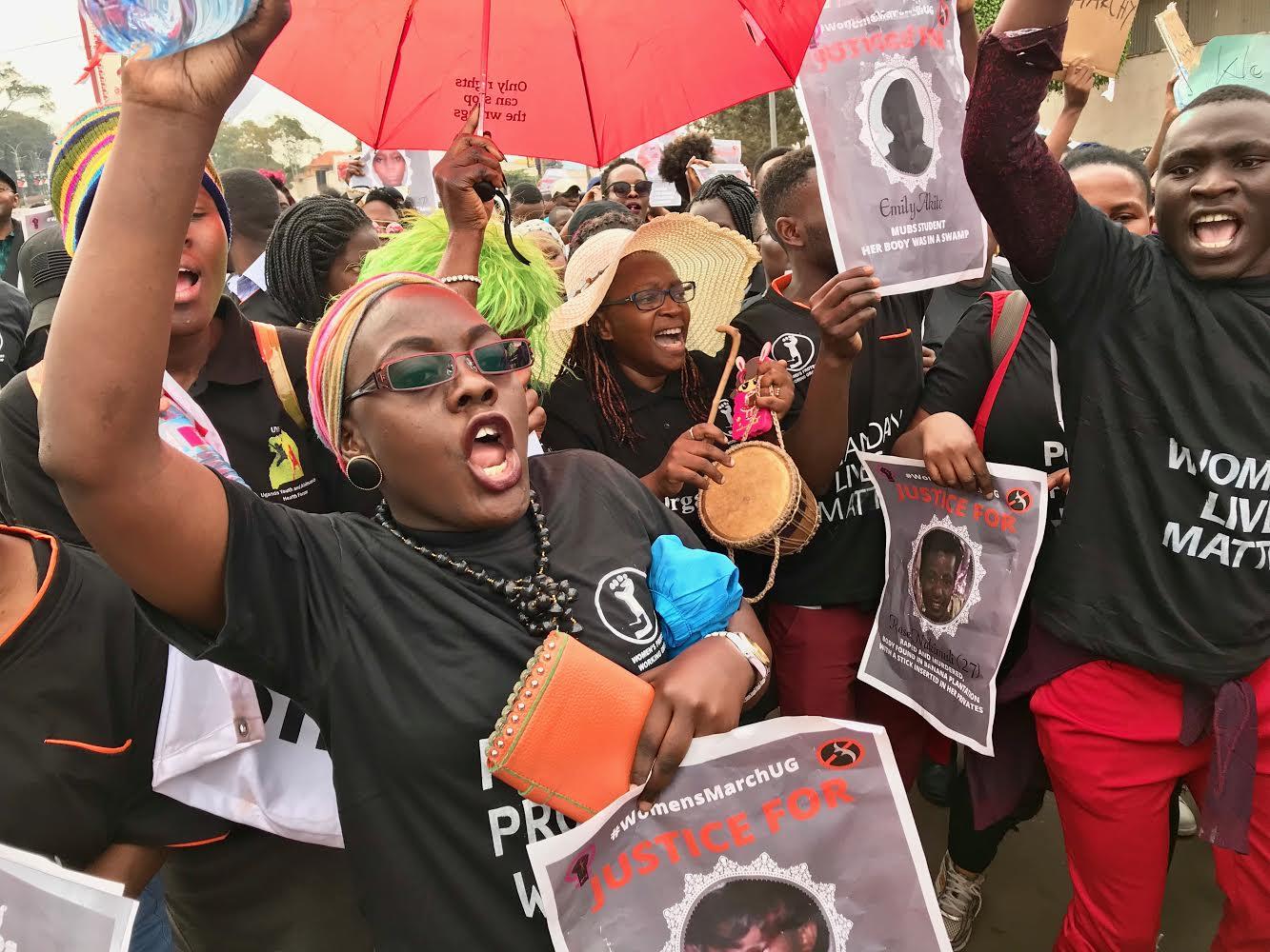 Ugandan women say #HarassmentIsNotLove as cyber harassment ruling draws backlash