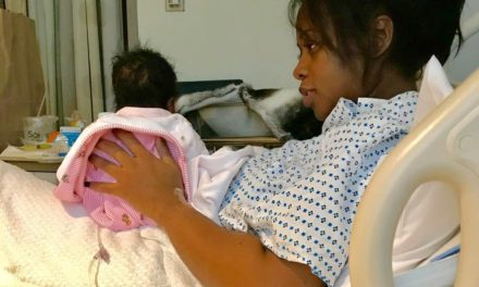 'Best Christmas Gift Ever': Remy Ma says as she says photo with newborn daughter shortly after birth