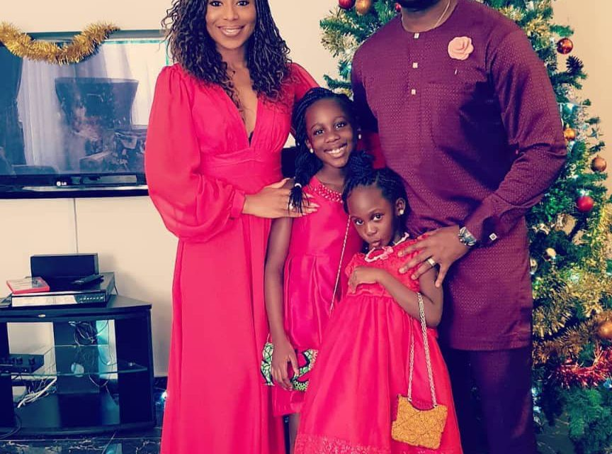 Family is Everything: Star actress Dakore Akande releases family photo