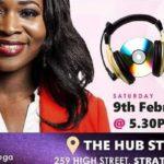 Deborah Olusoga' Book and EP Launch