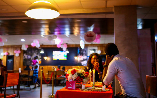 Domino's Pizza Nigeria Matched 50 singles with Potential Bae on Valentine's Day