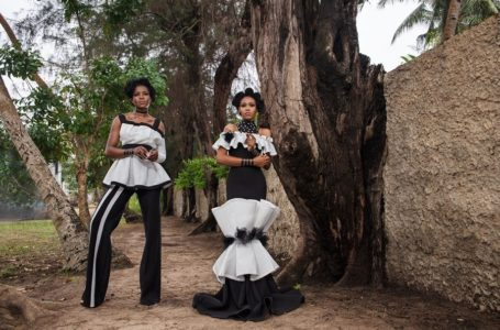 "You Need to see Nonnistics' monochrome themed Collection tagged ""Black Diamond"""