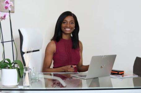 24 year old Chioma Onwutalobi, Founder 'Glam Africa' – Most Distributed African Lifestyle Magazine features on Forbes