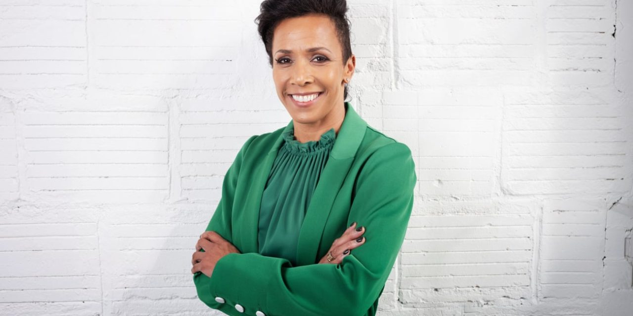 Kelly Holmes on mental health and happiness: 'I've been to the lowest point and the highest'