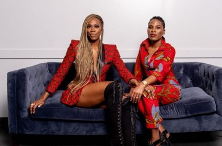 Yvonne Orji & Luvvie Ajayi repped Naija at the Famous Apollo Theatre